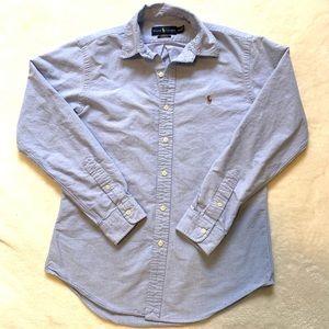 Ralph Lauren men's button down shirt size M